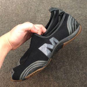 Zip Up Merrell Shoes